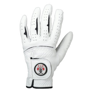 Taylor Family Crest Coat of Arms Golf Glove
