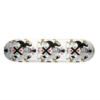 Taylor Family Crest Skateboard Deck