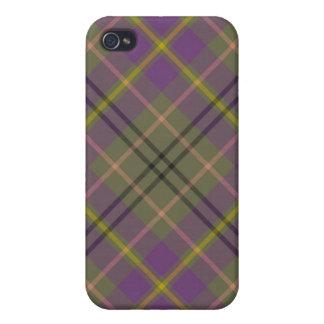 Taylor Family or Clan Tartan Plaid Iphone4 Case