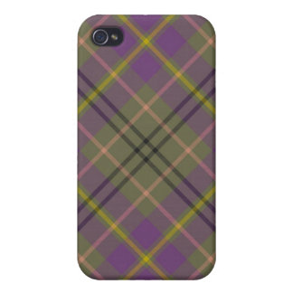 Taylor Family or Clan Tartan Plaid Iphone4 Case Cases For iPhone 4