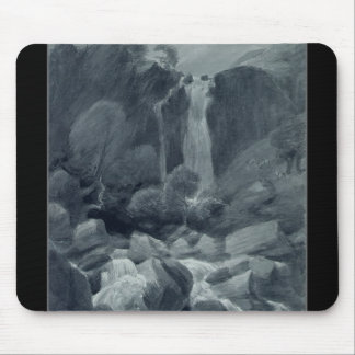 Taylor Ghyll, Sty Head, Borrowdale, 1806 Mouse Pad