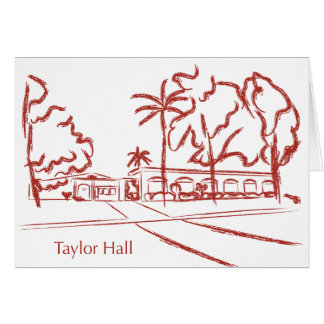 Taylor Hall Card