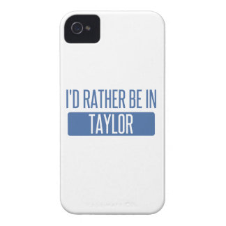 Taylor iPhone 4 Cover