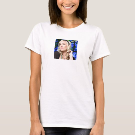 "Taylor Mills ""Lullagoodbye Chagall-style"" t-shirt"