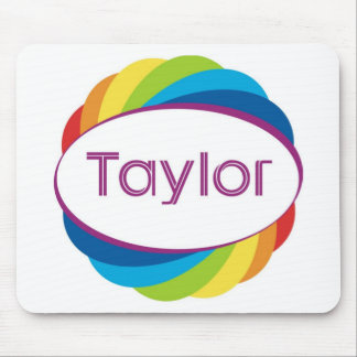 Taylor Mouse Pad