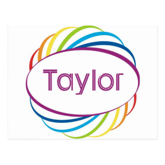 Taylor Postcard