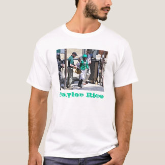Taylor Rice Weighs Out at Belmont Park T-Shirt