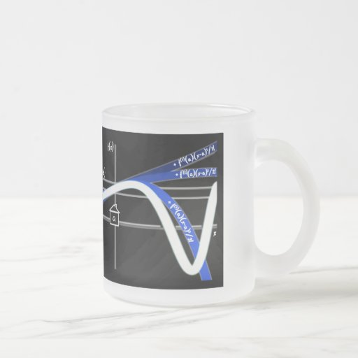 Taylor Series Mug