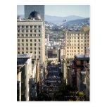 Taylor Street, San Francisco Postcard