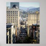 Taylor Street, San Francisco Poster