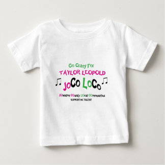 TAYLOR: Toddler T-Shirt