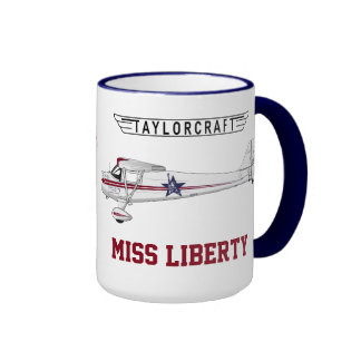 Taylorcraft - Srta Liberty Taza