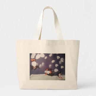 Taylor's Penguins Canvas Bag