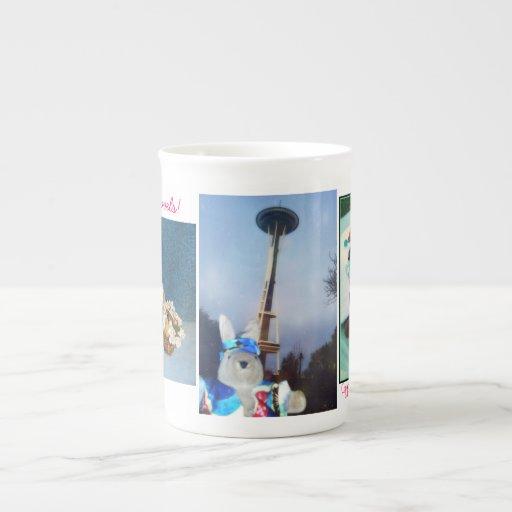 Taylor's Travels Porcelain Mugs