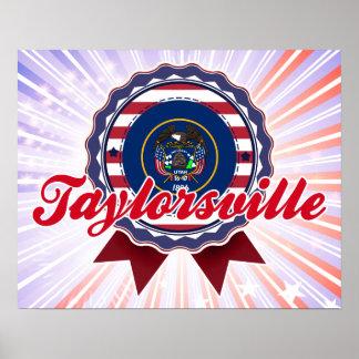 Taylorsville, UT Poster