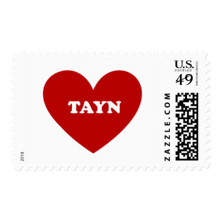 Tayn Postage Stamps