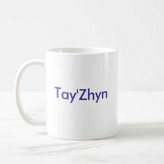 Tay'Zhyn Coffee Mug