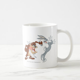 TAZ™ and BUGS BUNNY™ Classic White Coffee Mug