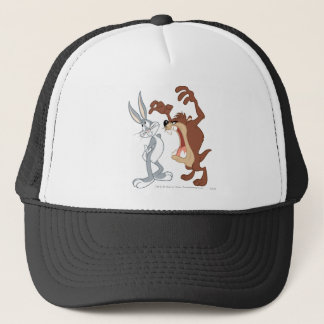 TAZ™ and BUGS BUNNY™ Not Even Flinching - Color Trucker Hat