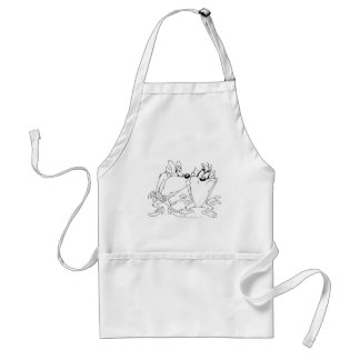 TAZ™ and Girl Adult Apron