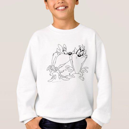 TAZ™ and Girl Sweatshirt