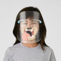 TAZ™ Big Mouth Kids' Face Shield