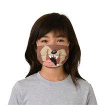 TAZ™ Big Mouth Kids' Cloth Face Mask