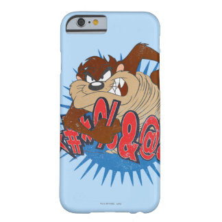 TAZ™ Censored Barely There iPhone 6 Case