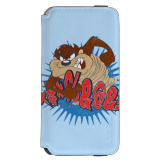 TAZ™ Censored iPhone 6/6s Wallet Case