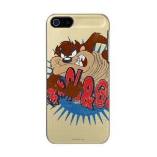 TAZ™ Censored Incipio Feather® Shine iPhone 5 Case
