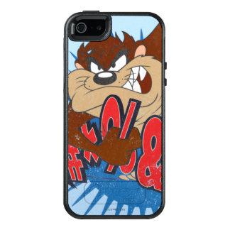 TAZ™ Censored OtterBox iPhone 5/5s/SE Case