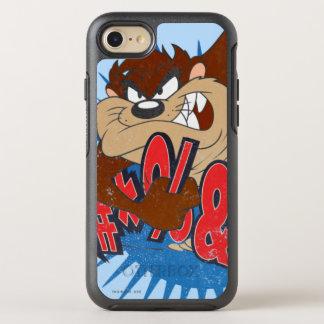 TAZ™ Censored OtterBox Symmetry iPhone 8/7 Case