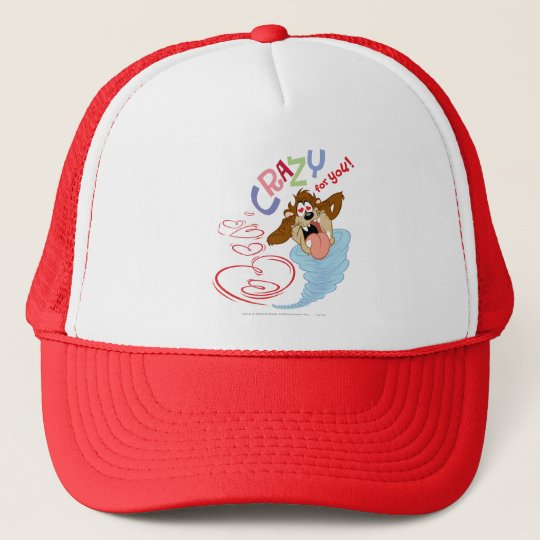 TAZ™ Crazy for you! Trucker Hat