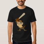 TAZ™ el bateador del home run Playeras