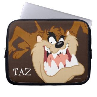 TAZ™ Evil Grin Computer Sleeve