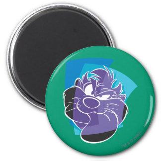 TAZ™ Expressive 23 2 Inch Round Magnet