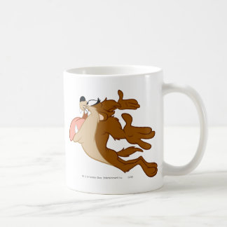 TAZ™ flying through the air Coffee Mug