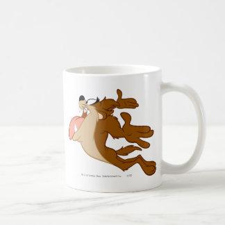 TAZ™ flying through the air Classic White Coffee Mug