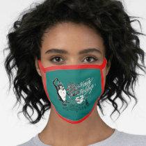 TAZ™ - Happy Holidays Face Mask