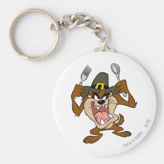 TAZ™ Hungry Keychain