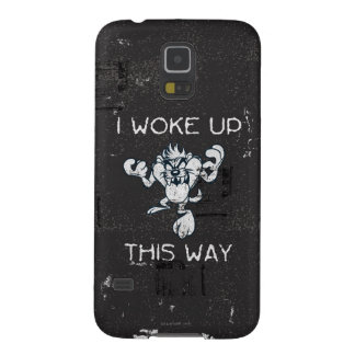 TAZ™ I Woke Up This Way Galaxy S5 Cover