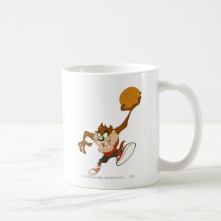 TAZ™ In Your Face Classic White Coffee Mug