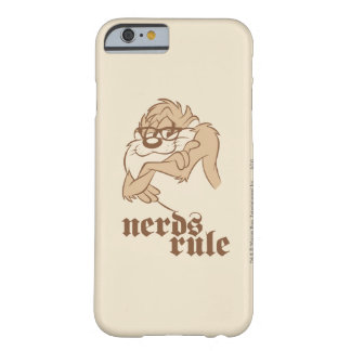 TAZ™ - Nerds Rule Barely There iPhone 6 Case