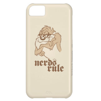 TAZ™ - Nerds Rule iPhone 5C Cases