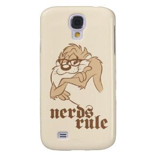 TAZ™ - Nerds Rule Samsung Galaxy S4 Case
