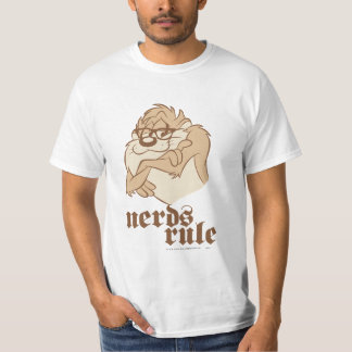 TAZ™ - Nerds Rule T-Shirt