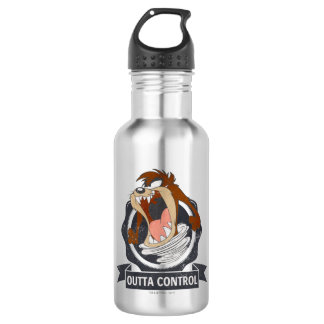 TAZ™ Outta Control Stainless Steel Water Bottle