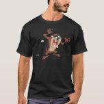 """TAZ™ posing 10 T-Shirt<br><div class=""""desc"""">Taz character art</div>"""