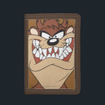 "TAZ™ posing 15 Tri-fold Wallet<br><div class=""desc"">Taz character art</div>"