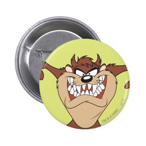 TAZ™ que presenta 15 Pin Redondo De 2 Pulgadas